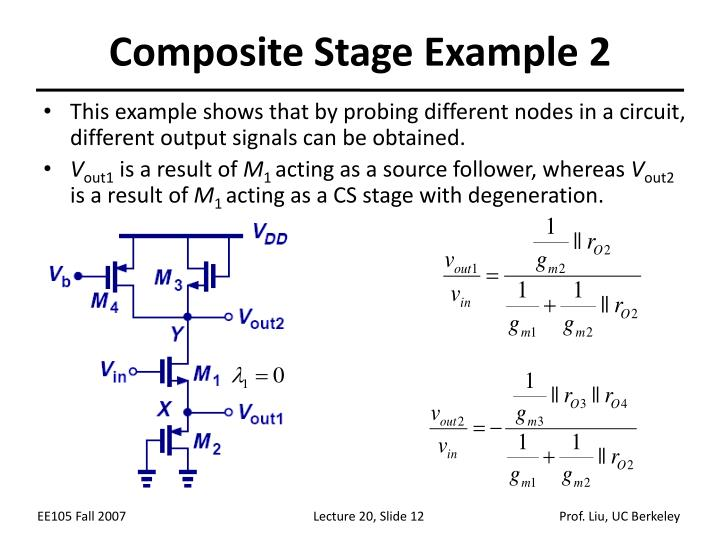 Composite Stage Example 2