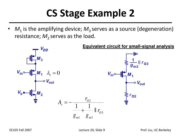 CS Stage Example 2