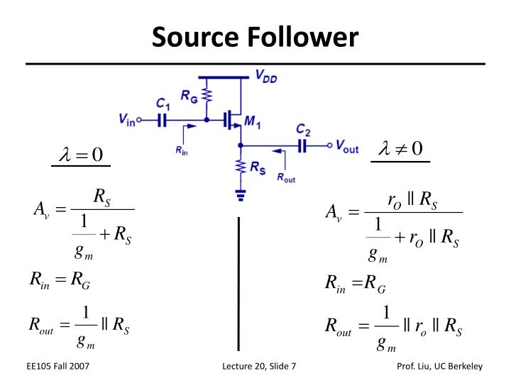 Source Follower