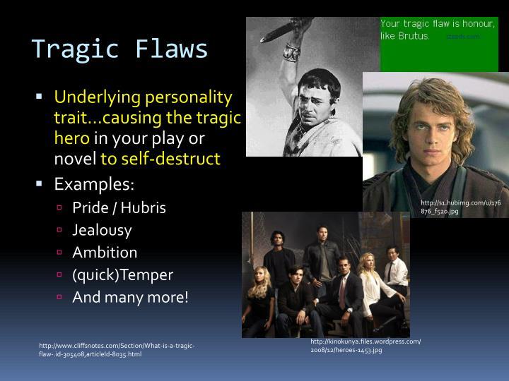 Tragic Flaws
