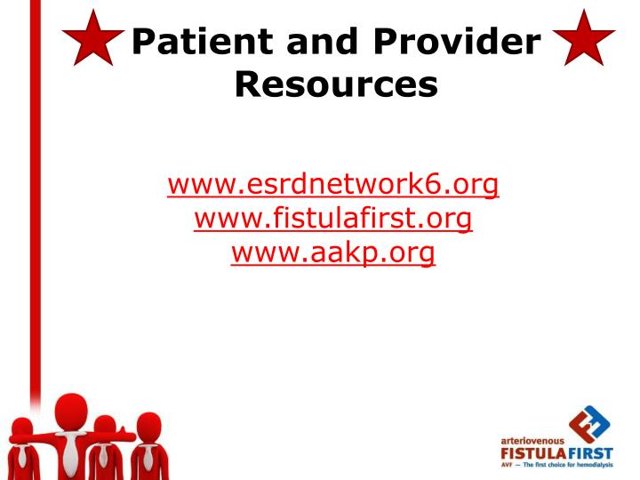 Patient and Provider Resources