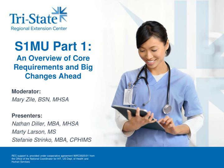 S1mu part 1 an overview of core requirements and big changes ahead