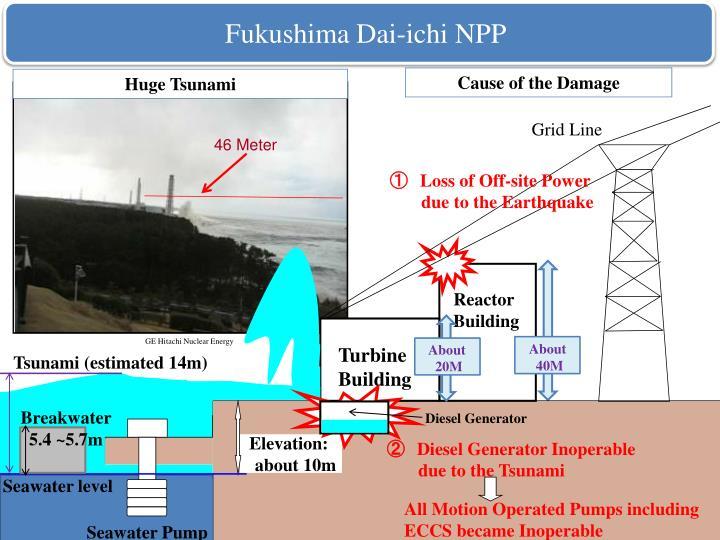 Fukushima Dai-ichi NPP