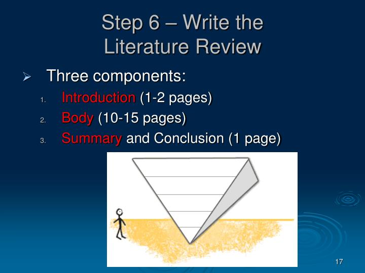 Step 6 – Write the