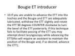 bougie et introducer5