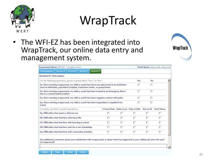 WrapTrack