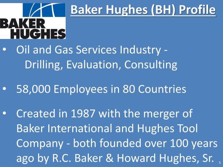 Baker Hughes (BH) Profile