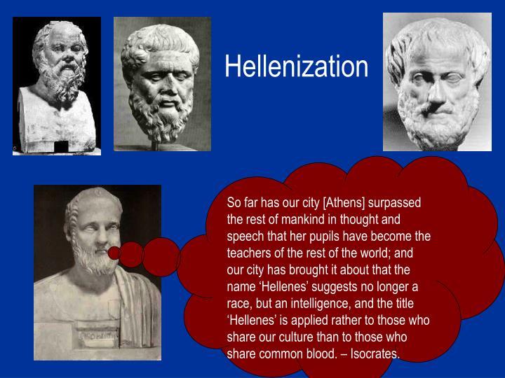 Hellenization
