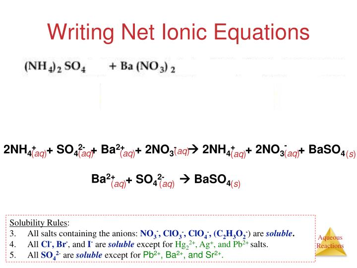 net ionic equations advanced chem worksheet 10 4 answers. Black Bedroom Furniture Sets. Home Design Ideas