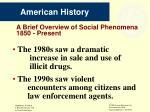 american history1