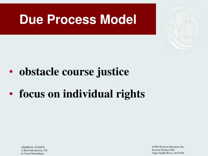 obstacle course justice