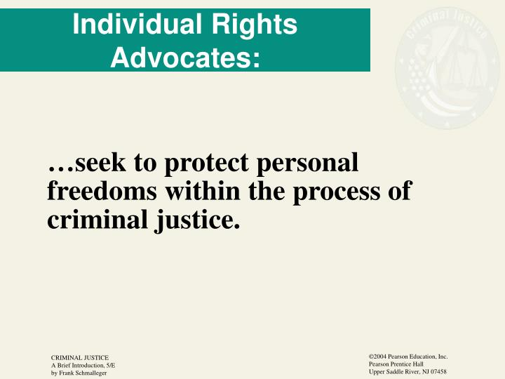Individual Rights Advocates: