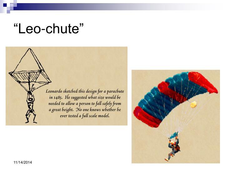 """Leo-chute"""