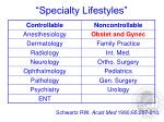 specialty lifestyles
