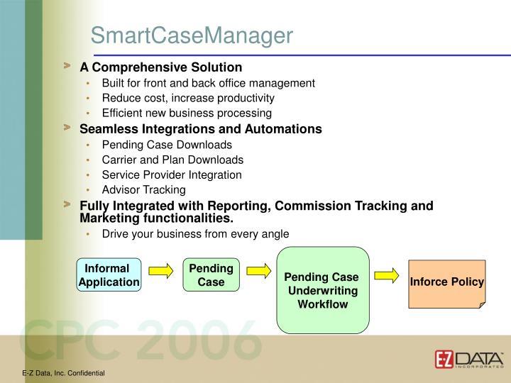 SmartCaseManager