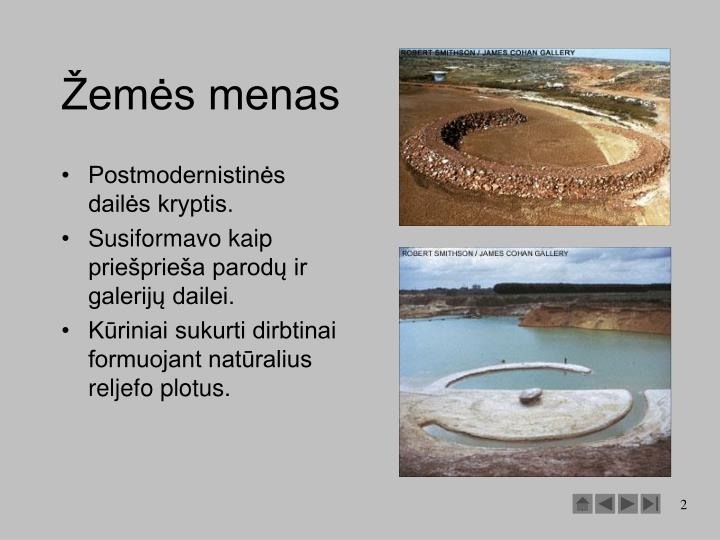 Žemės menas