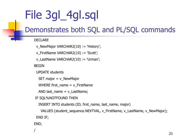 File 3gl_4gl.sql