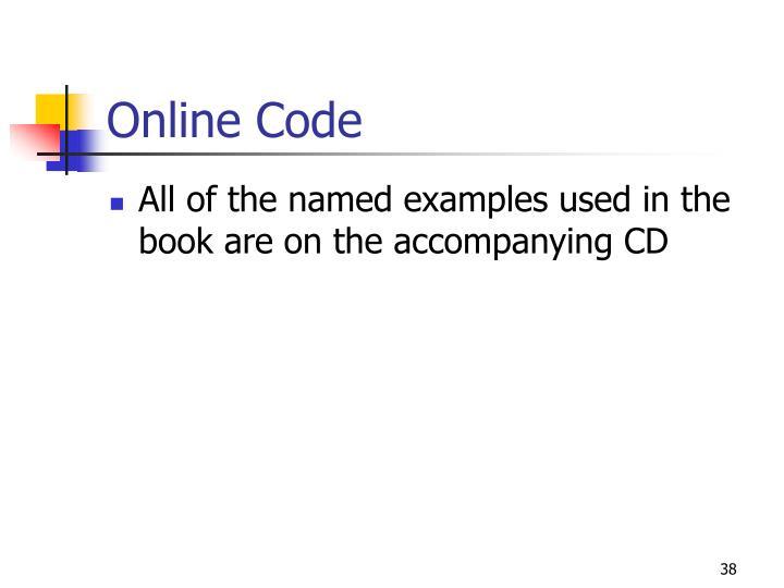 Online Code