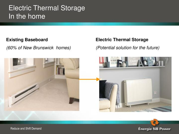 Electric Thermal Storage