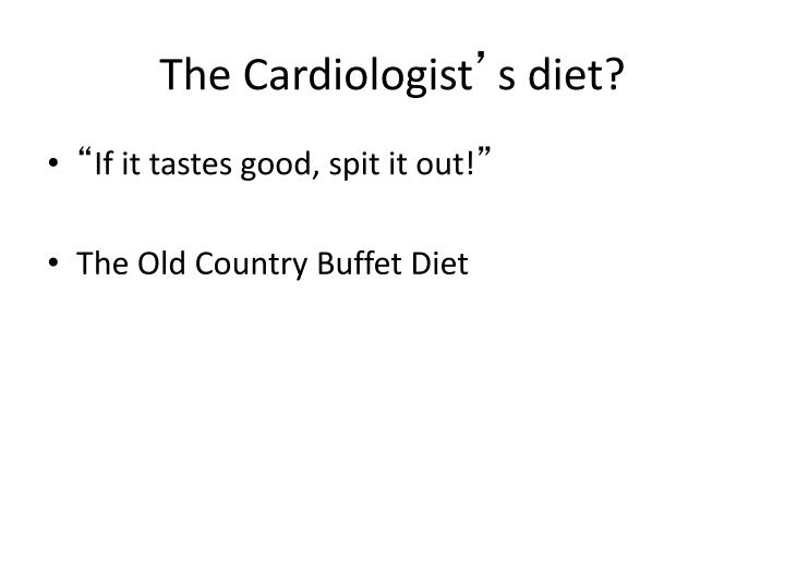 The Cardiologist