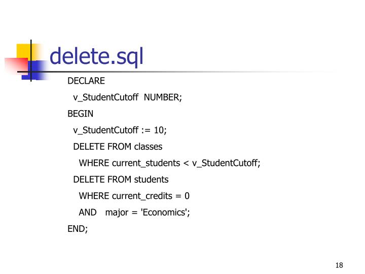 delete.sql