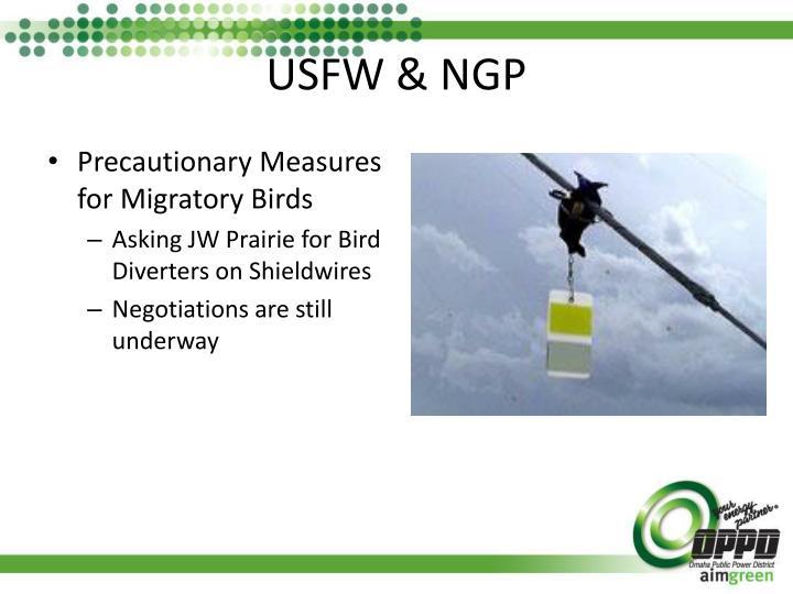 USFW & NGP
