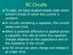 rc circuits1