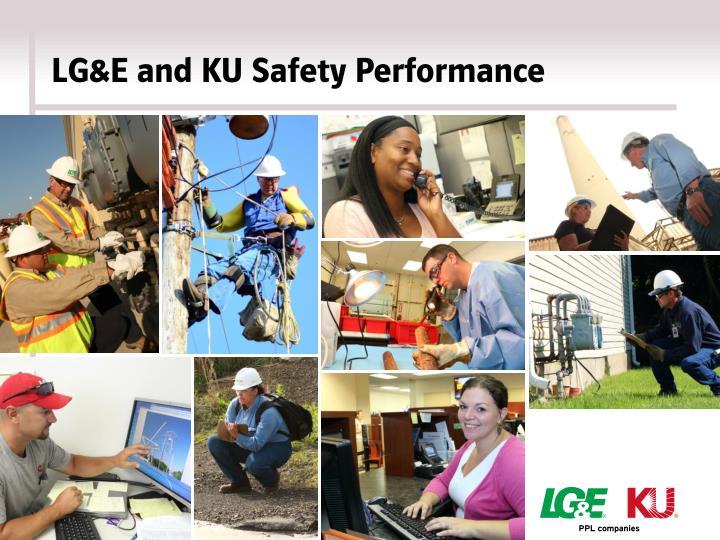 LG&E and KU Safety Performance