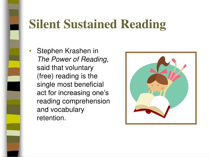 Silent Sustained Reading