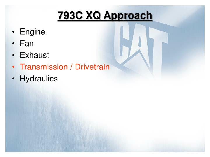 793C XQ Approach