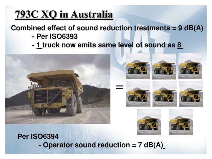793C XQ in Australia