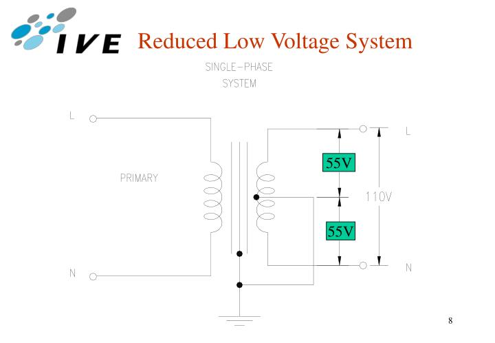 Reduced Low Voltage System
