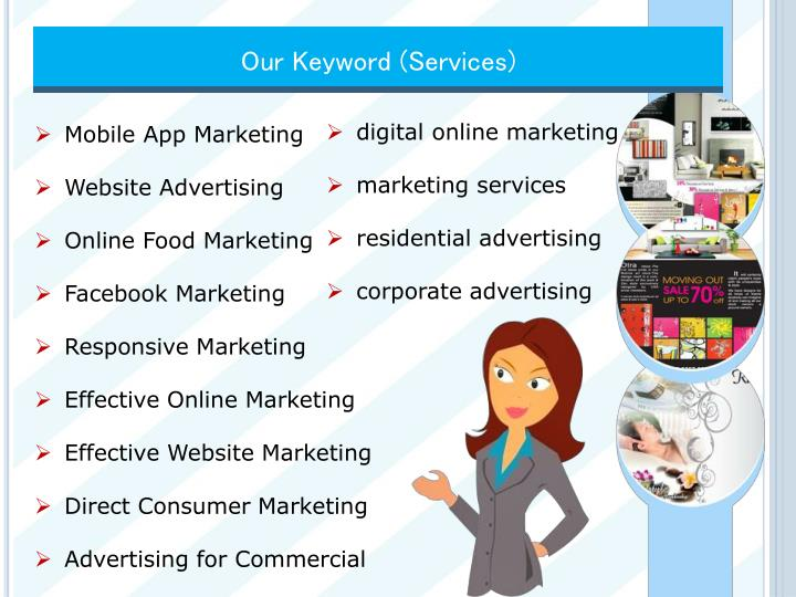 Our Keyword (Services)