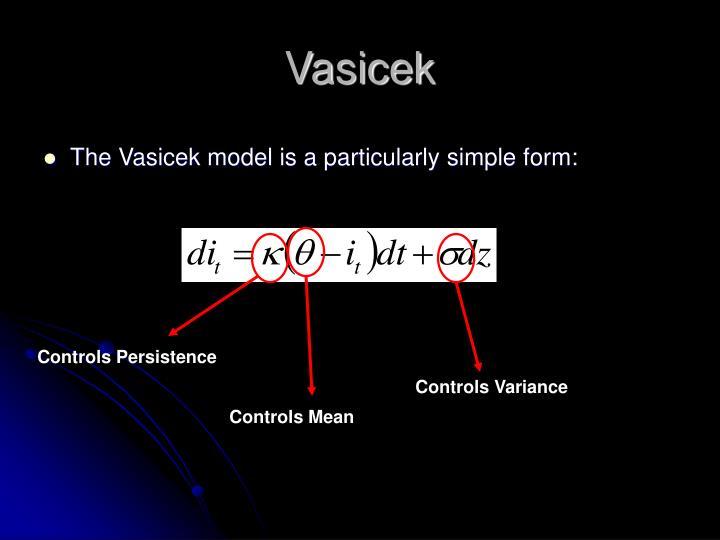 Vasicek