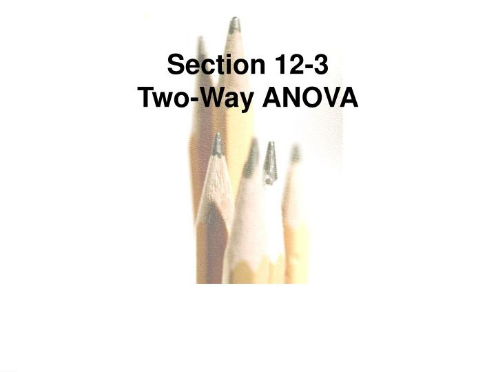 Section 12-3