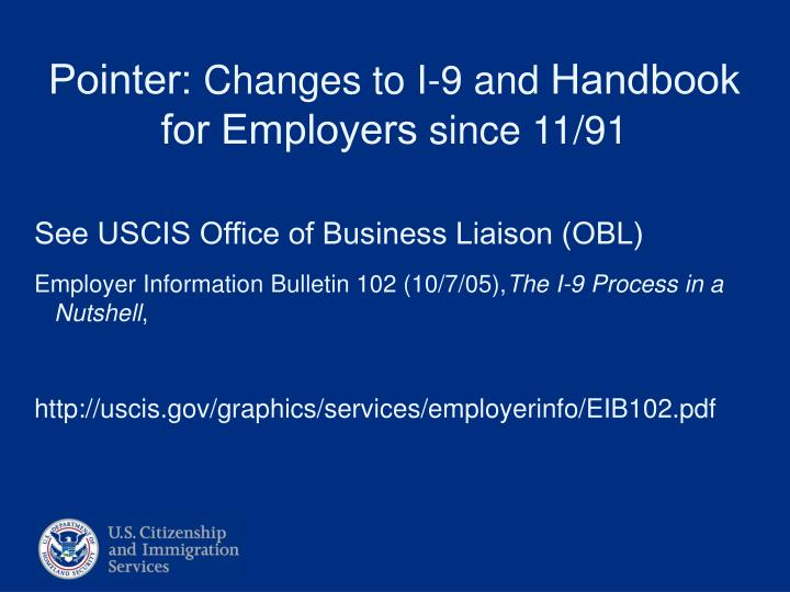 See USCIS Office of Business Liaison (OBL)