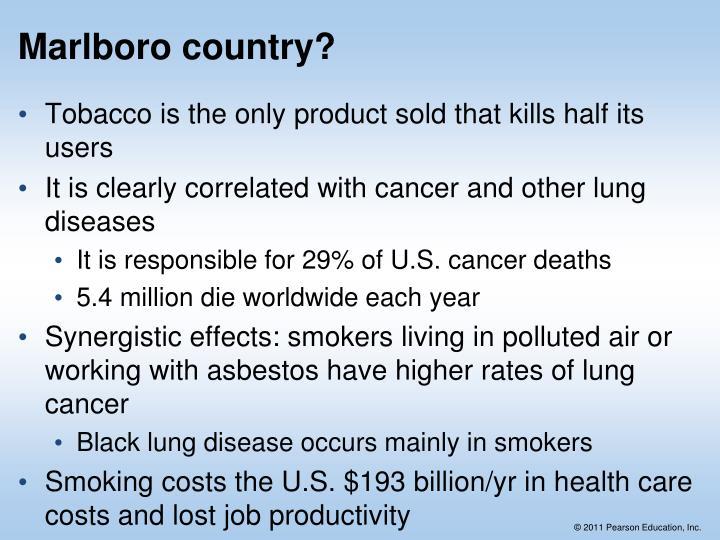 Marlboro country?
