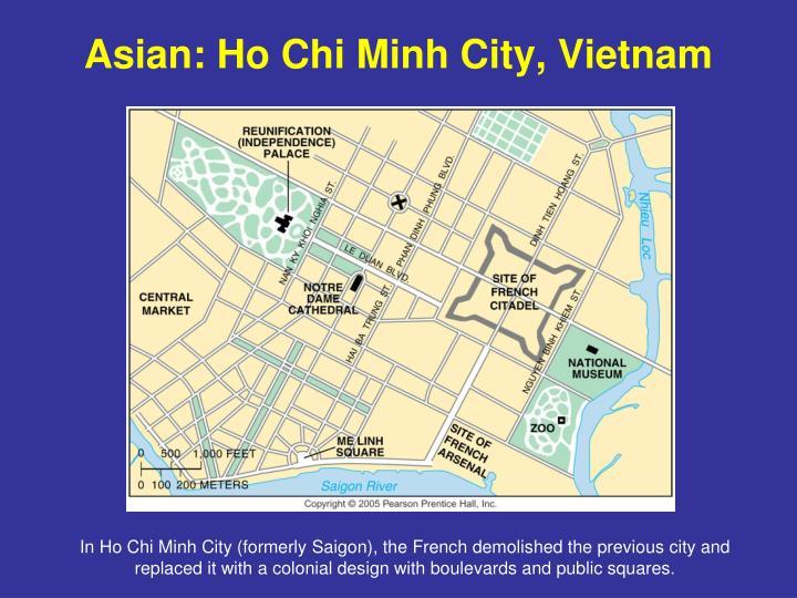 Asian: Ho Chi Minh City, Vietnam
