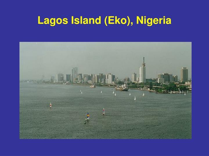 Lagos Island (Eko), Nigeria