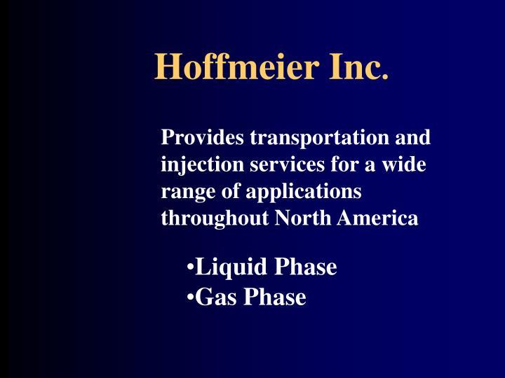 Hoffmeier Inc