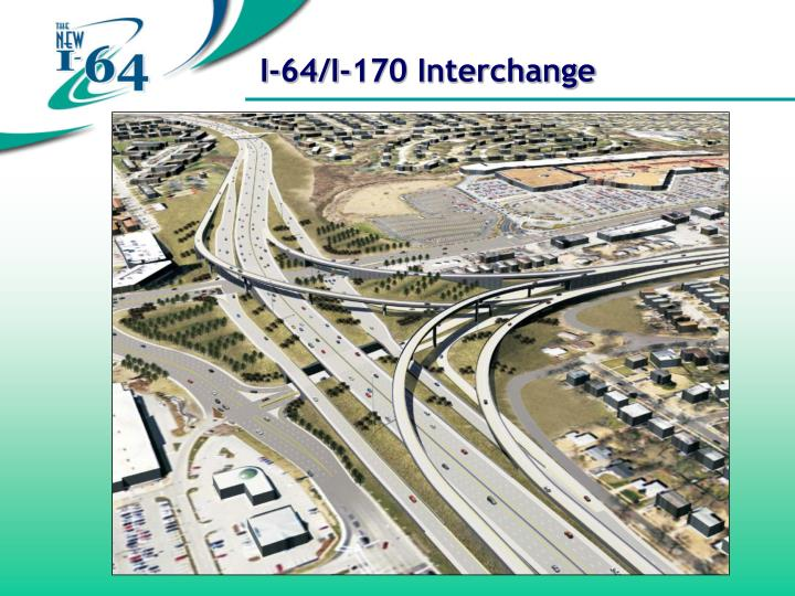 I-64/I-170 Interchange