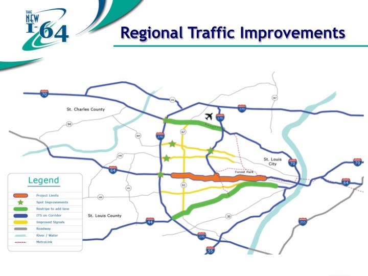 Regional Traffic Improvements