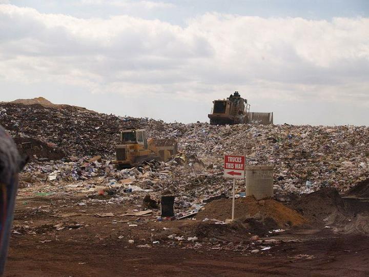 Example 1: Landfill Disposal