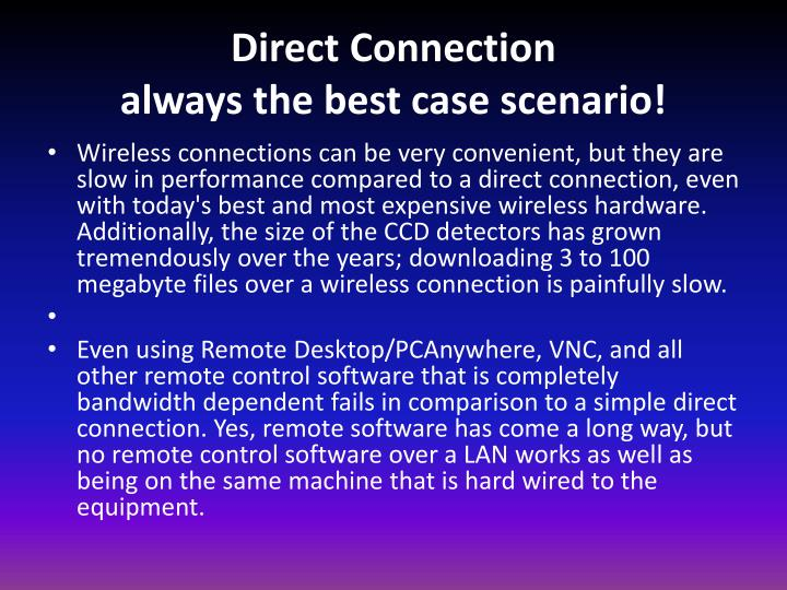Direct Connection