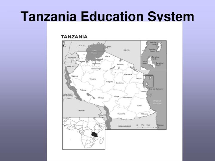 Tanzania education system