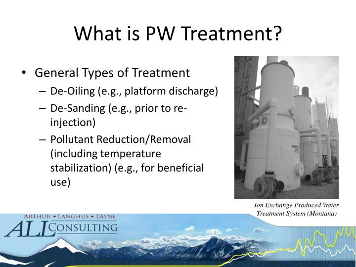 What is PW Treatment?