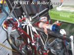 pcrrt roller pump