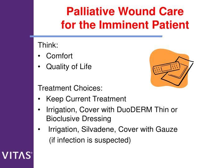 Palliative Wound Care