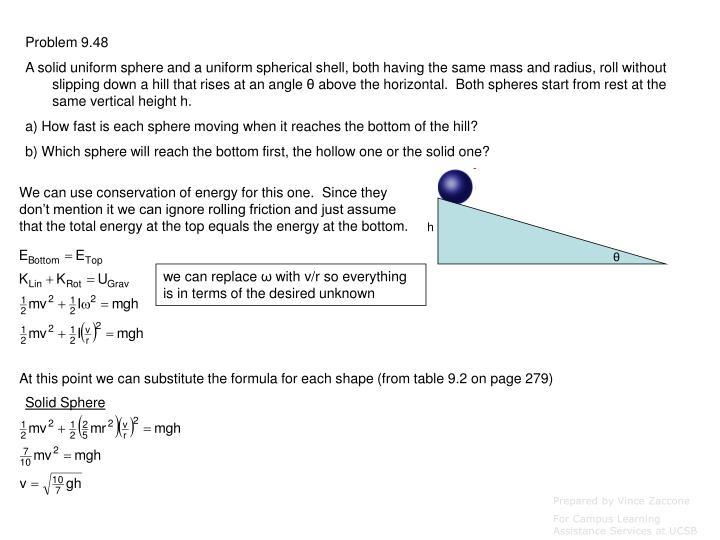 Problem 9.48