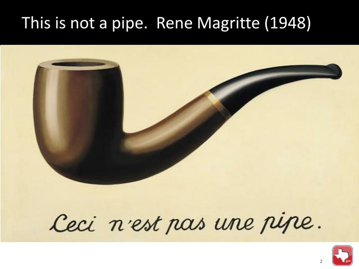 This is not a pipe rene magritte 1948